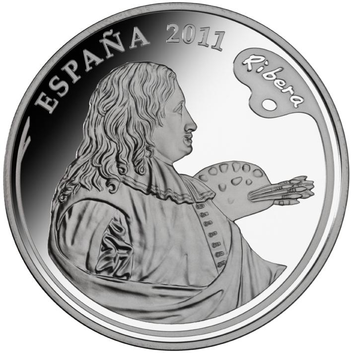 Монета 2011 испания описание реверса цена юбилейных монет 1967 года