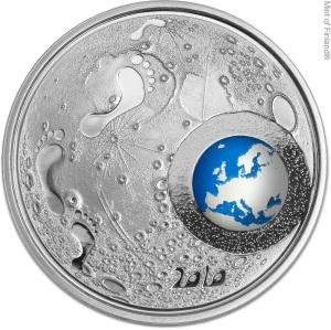 Ребенок и творчество монета Финляндии