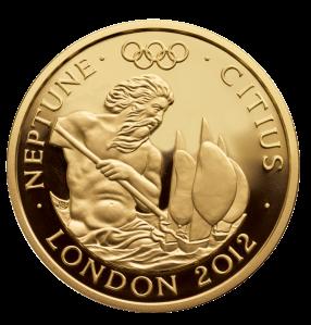 Олимпиада 2012 года в Лондоне - монетная программа