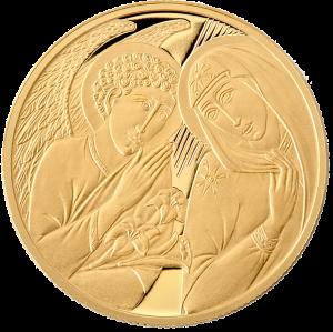 монета на Благовещение