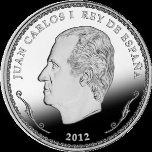 10 евро, Испания 2012