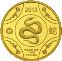 2013-Lunar-Series---Year-of-the-Snake---Australian-Release
