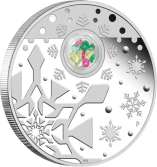 Новогодняя сказка монета
