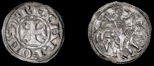 10-euro-coin---Dinero-Alfonso-VIII