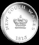 Монета-вставка Австралия 2013