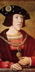 Карл V гроссмейстер Ордена Святого Руна