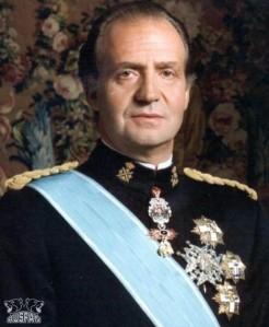 Король Испании Дон Хуан Карлос I