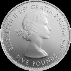 Портрет Елизаветы II 1953 года