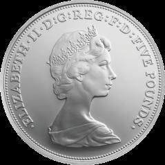 Портрет Елизаветы II1968 года