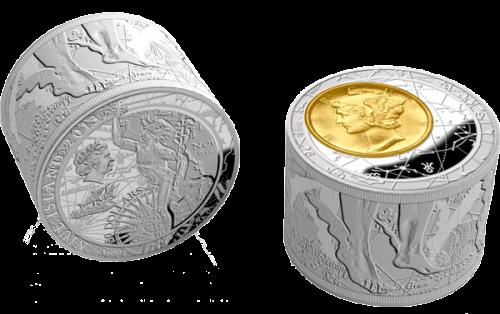 FORTUNA-REDUX серебряный талисман удачи