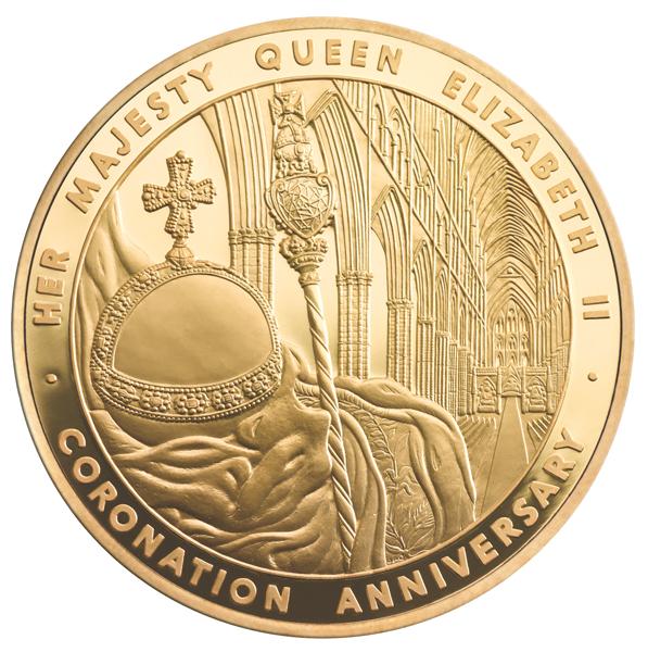 175 летие коронации королевы виктории монета денежка полушка