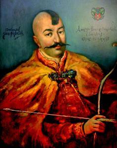 Дмитро Вишневецький - портрет