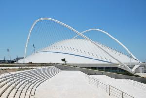 ОАКА велостадион в Афинах