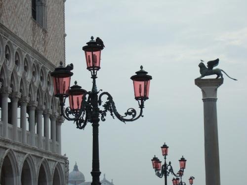 Венеция, площадь Сан Марко, ноябрь 2009 года