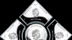 Аверс монет Одесса Жемчужина у моря 2013