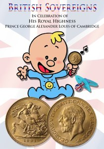 Royal Baby coin