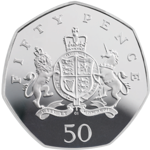 2013-UK-50p-100th-Anniversary-of-the-birth-of-Christopher-Ironside-Silver-Proof-Coin-Reverse