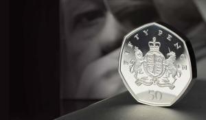 Ironside 50 pence
