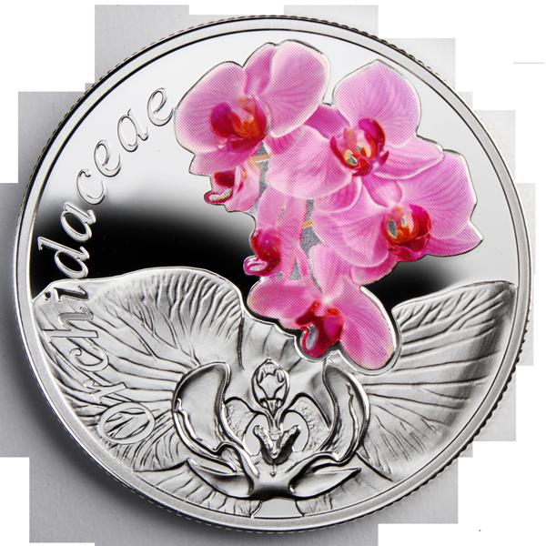 Фото монет с цветами монета 1754 года