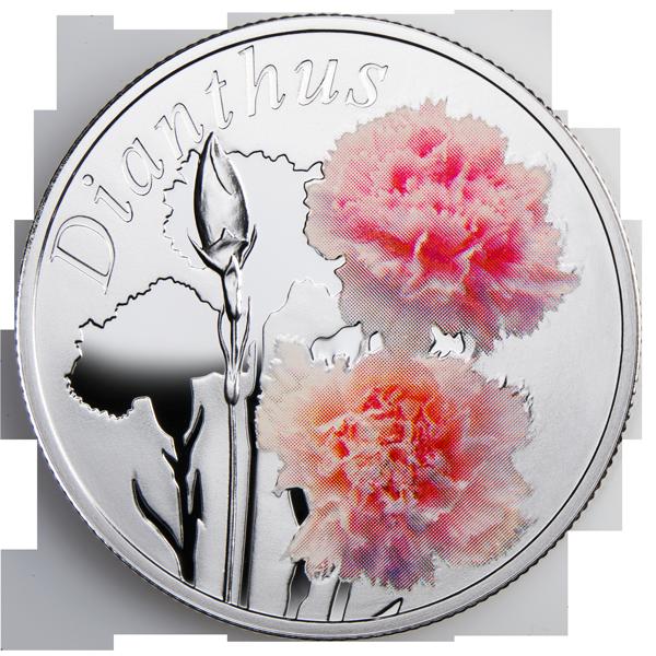 Серебряные монеты цветы восток форум