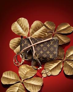 Four Leaf Luis Vuitton