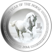 2014_lunar_Year-of-the-horse_hlf_oz_silver-coin-Reverse