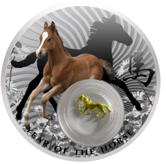 Chinese-Calendar_Year-of-the-Horse_Horse-with-filigree-insert_Reverse