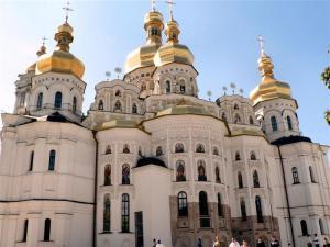 Киево-Печерская Лавра - Успенский собор