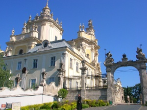 Lviv Sobor St Yura