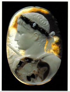 Авгус Цезарь на камее Блакаса