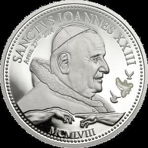 mon-eta.com_Pope_Johannes_XXIII_silver-coin-reverse
