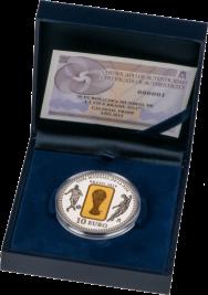 Mundial-Brasil-2014 монета Испании