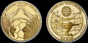 Portugal-Gold-Coin-FIFA-2014