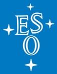 Лого Европейской южной обсерватории ESO