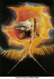 "Уильям Блейк ""Древние дни"" William Blake Ancient of Days"