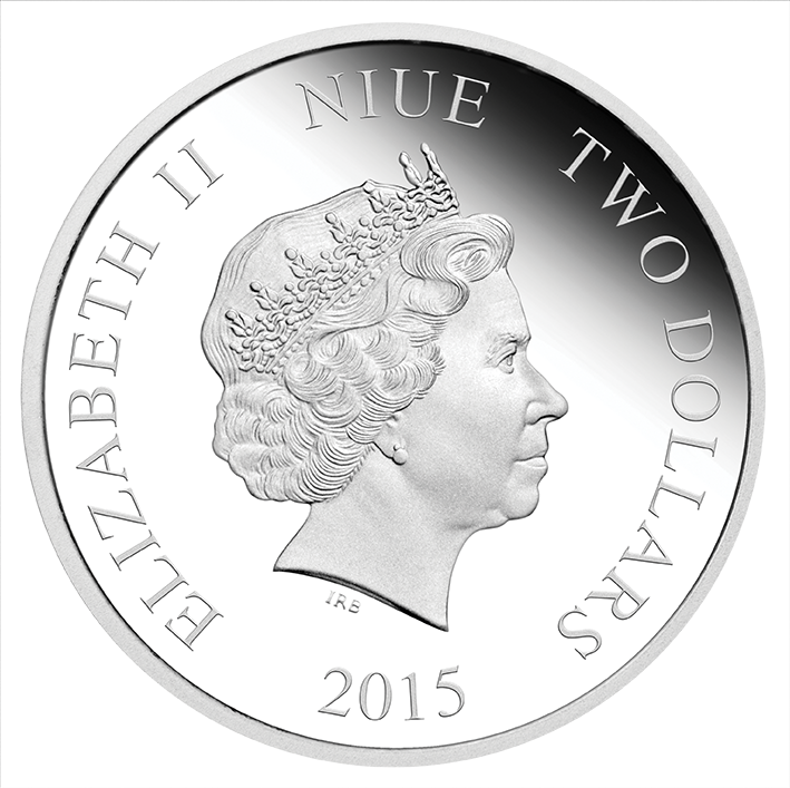 Серебряная монета 2 доллара елизавета 2 цена монета мавритании 4 буквы