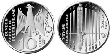 монета Германии, серебряная монета