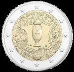 2 евро монета Франции ЕВРО 2016