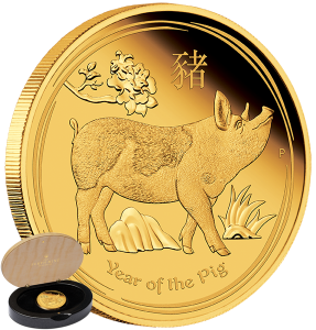 01-2019-YearOfThePig-Gold-Proof-Coin-Main