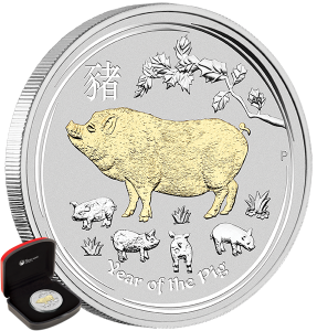 01-2019-YearOfThePig-Silver-1oz-Gilded-OnEdge-LowRes